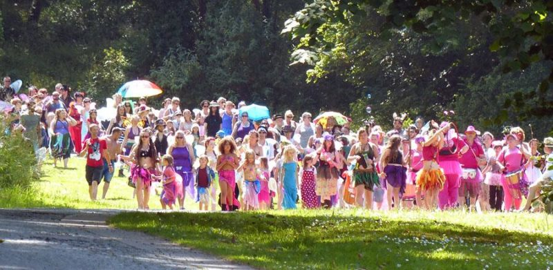 Fairy Festival in Cornwall