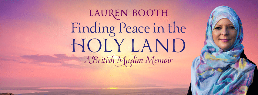 lauren booth finding peace in the holy land