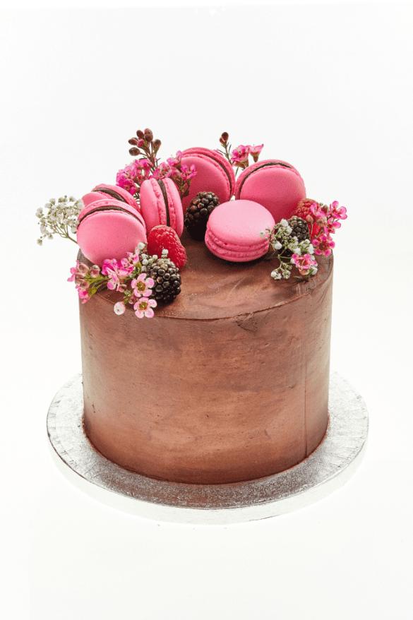 my baker chocolate cake