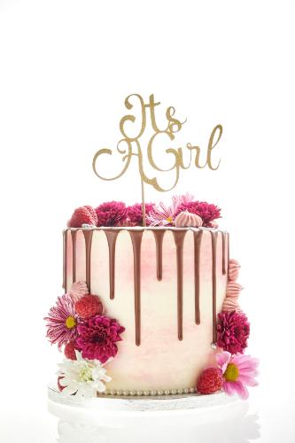 my baker raspberry cake
